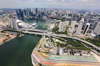 Aerial Photography, Singapore