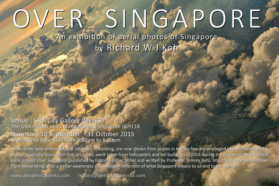 Over Singapore exhibition at URA